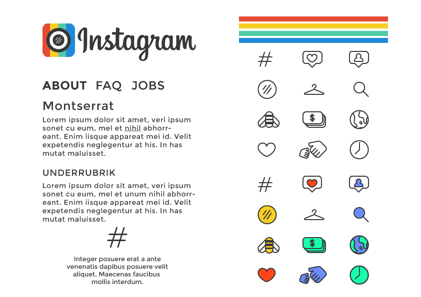 Jenni's Prints - Instagram - Design - Graphic Design