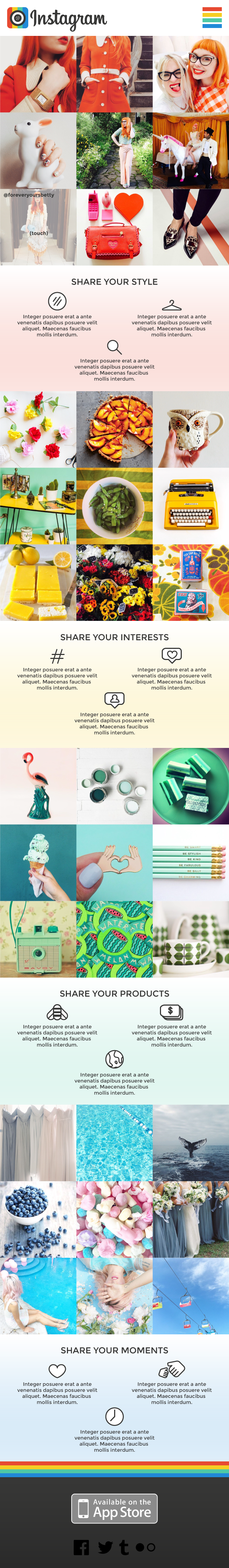 Jenni's Prints - Instagram - Mobile - Graphic Design