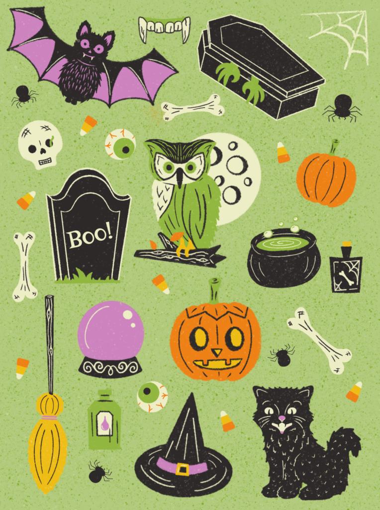 Jennis-Prints-Illustration-Halloween