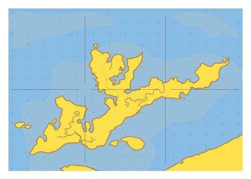 Jenni's Prints - Moonrise Kingdom - Map - Illustration